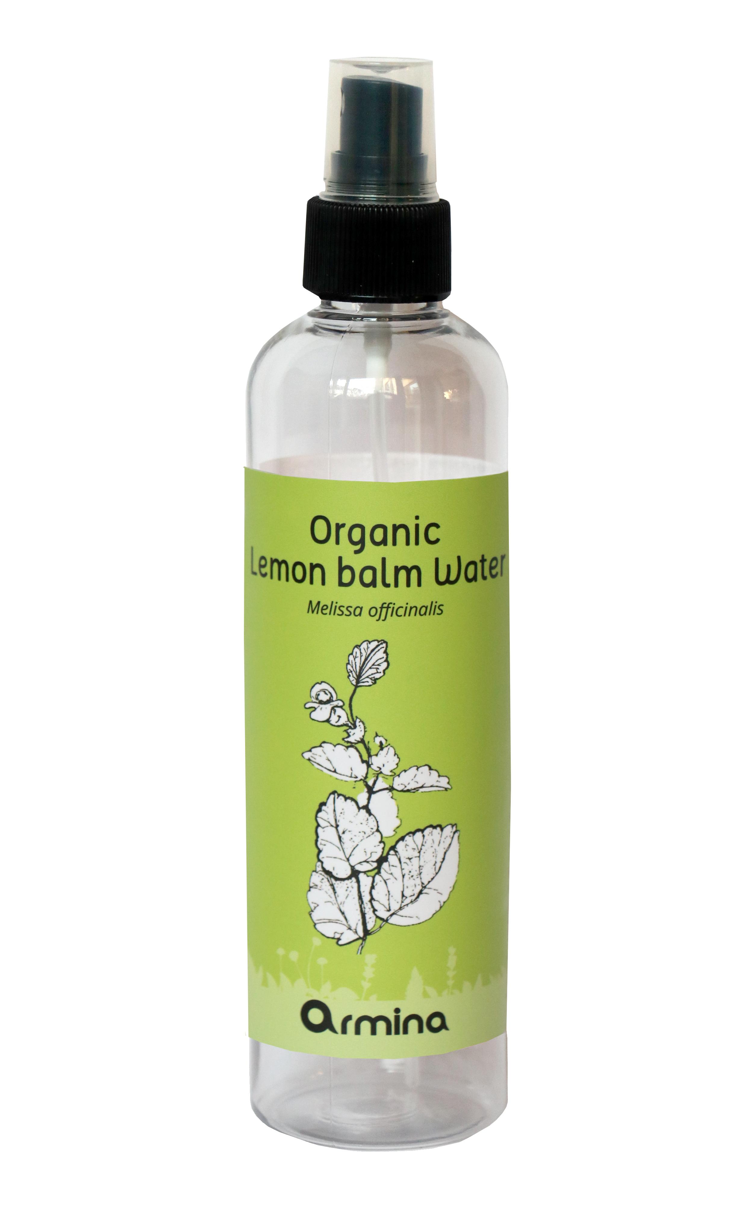 Apa de melisa - roinita (melissa officinalis) bio 250ml 0